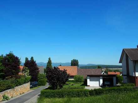 Einfamilienhaus mit Einliegerwohnung, Terrasse und herrlicher Aussicht ins Grüne -Provisionsfrei-