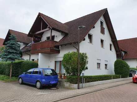 Kleine aber feine 2 Zimmer-Wohnung in Lichtenau-Scherzheim