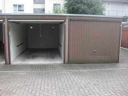 GARAGE IN DORTMUND-HUCKARDE