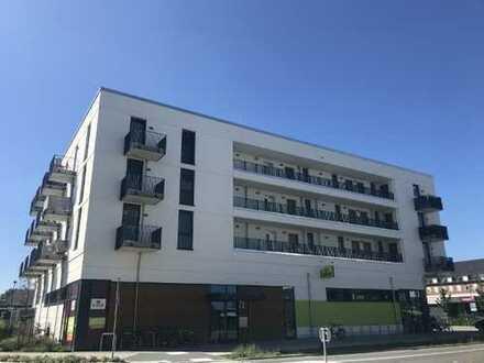 Lüneburger Hanseviertel: neuwertige 1 Zimmer Wohnung mit Balkon
