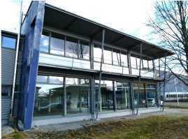Attraktive Ausstellungs- und Bürofläche in Memmingen