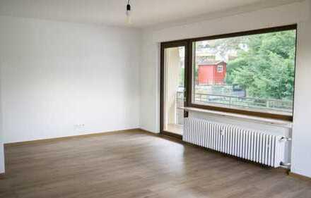 Erstbezug nach Kern-Sanierung: ansprechende 3-Zimmer-Wohnung mit Balkon in Gaggenau