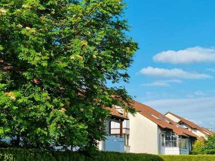 Schöne, ruhige 3-Zimmer-Wohnung mit EBK und Balkon in Klosterlechfeld