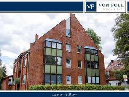 Großzügige Etagenwohnung mit Wintergarten und Dachterrasse im Herzen von Vegesack