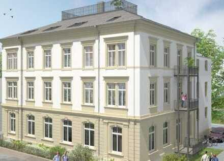 SCHÖNE 2,5 Raumwohnung im ERSTBEZUG mit hochwertiger Ausstattung, Balkon, Stellplatz, Einbauküche
