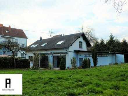 Modernes und freistehendes Einfamiienhaus in Brebach