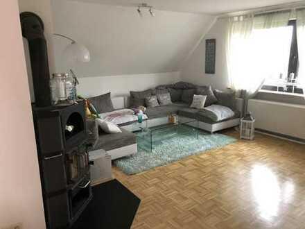 Schöne 3,5 Zi. DG-Wohnung in Mömbris-Daxberg (Kreis Aschaffenburg)