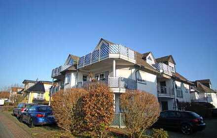 Über den Dächern von Linter - Traumhaft schöne Wohnung mit 3 Balkonen