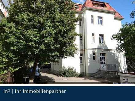 m² - Wohnen im schönen Striesen - nur eine halbe Treppe in der Hochparterre