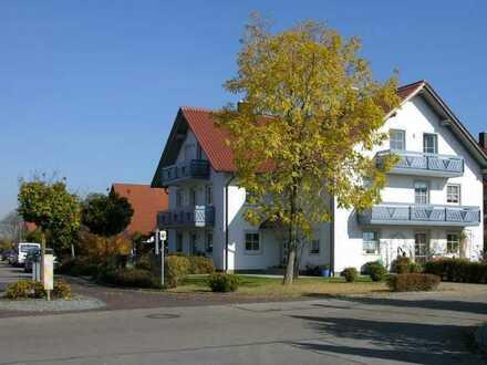3-Zimmer-DG-Wohnung mit Balkon in Untermeitingen