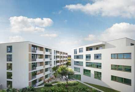 Solide 2- Zimmerwohnung im Erdgeschoss (Wohnung 10)