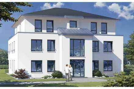 Mehrfamilienhaus - Neubau - Wohnungen jetzt zu vermieten