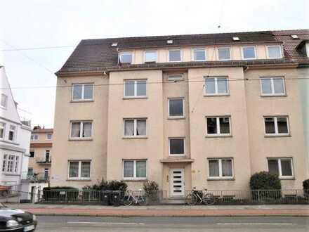 Neustadt! Frisch renovierte 3 Zimmerwohnung mit Balkon in zentraler Wohnlage!