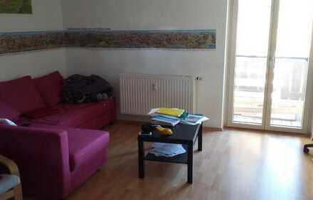WG-Zimmer (17 qm) in großräumiger 2er WG (Wohnung 102 qm) mit 2 Balkonen in Dietramszell!