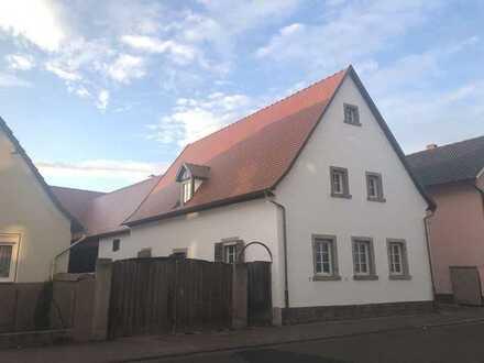 Liebevoll renovierter Bauernhof in Dudenhofen/Speyer