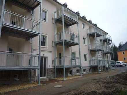 Neu Renovierte 2-Raum Wohnug mit Balkon