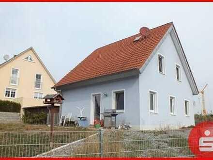 Einfamilienhaus mit Doppelcarport in Mühlhausen
