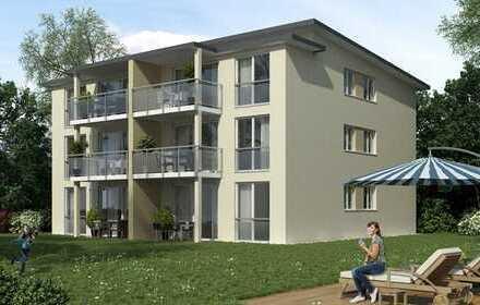 Wunderschöne 2,5-Zimmer-Wohnung mit grossem Garten