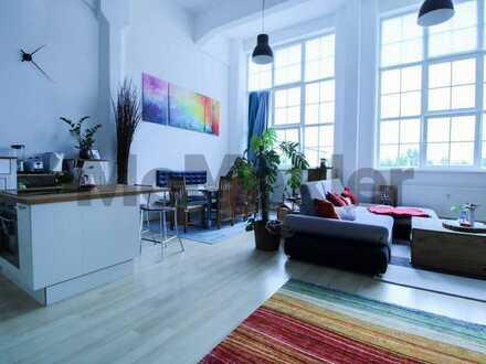 Kapitalanlage oder stilvolles Eigenheim: Renovierte Maisonette-ETW mit Industrial-Flair in Forchheim
