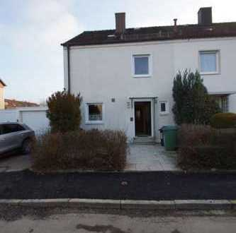 Neuzugang - Doppelhaushälfte mit Pool - Ingolstadt - Oberhaunstadt - Ein neues Zuhause von Ihrem ...