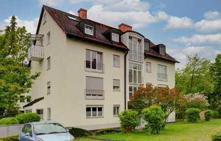 ROGERS: Gut geschnittene Wohnung mit Südbalkon