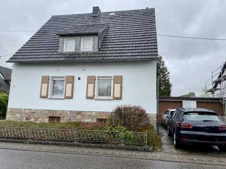 Familienfreundliches Einfamilienhaus auf 794m2 großem Sonnengrundstück in ruhiger Lage von Simmern