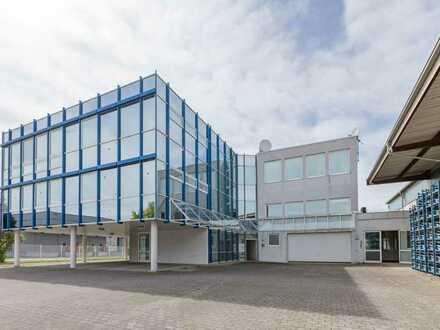 Repräsentative und gut ausgestattete Büroflächen