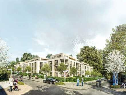 ++196 m² Garten++ Geräumige 3-Zimmer-Wohnung mit Südwest-Terrasse in schönster Lage von Bad Soden