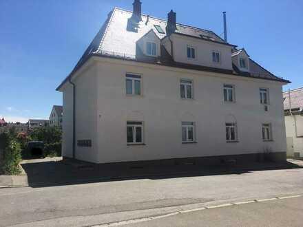 Exklusive 2-Zimmer-Wohnung mit Garten in Augsburg