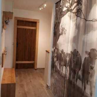 Tolle zwei Zimmer Wohnung in Oberallgäu; Oberstaufen OT Wiedemannsdorf