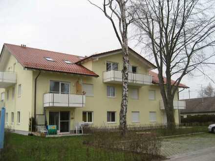 4-Zimmer-Dachgeschoss-Wohnung mit Balkon in Forstern