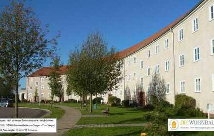 Helle, geräumige und modernisierte 4-Zimmer Wohnung in Rathenow