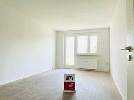 Renovierte 1-Zimmer-Wohnung in Rostock-Lütten Klein