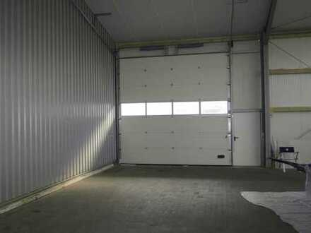 Beheizte Lagerhalle im Gewerbegebiet Recke zu vermieten