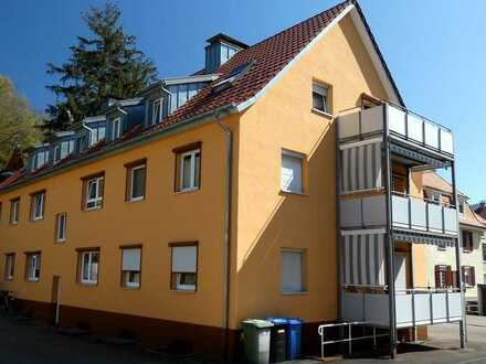Ideal aufgeteilte 2-Zimmer Dachgeschosswohnung in Waldkirch-Kollnau