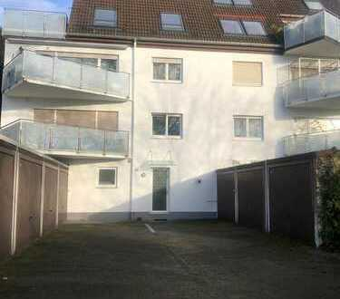 2 Zimmer Dachgeschosswohnung / Maisonette mit einer großen Terrasse