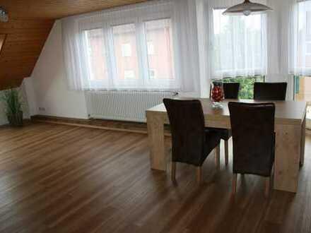 2-Zimmer-Maisonette-Wohnung mit Einbauküche Fernsicht Kreis Rottweil Sulgen