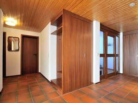 Komfortable 4-Zimmer-Souterrainwohnung in herrlicher Lage