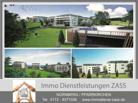 (ERSTBEZUG) Voll möbliertes 1-Zimmer Apartment mit Balkon & Stellplatz