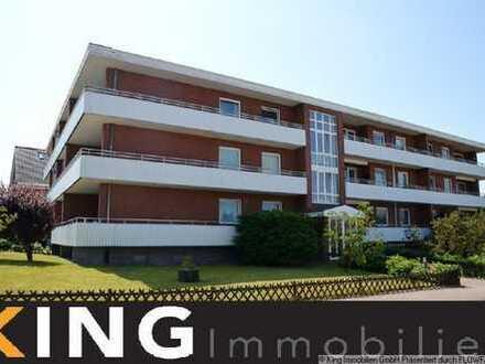 **AMRUM - WITTDÜNN** Ferienwohnung oder Dauerwohnsitz - 2 Zimmer, ca. 58 m² Wfl., Balkon, Sauna, TG