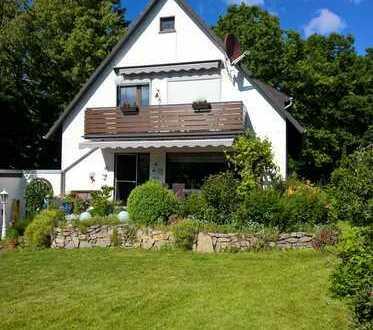 Ruhige 3-Zimmer-Wohnung mit Garten in Wesernähe