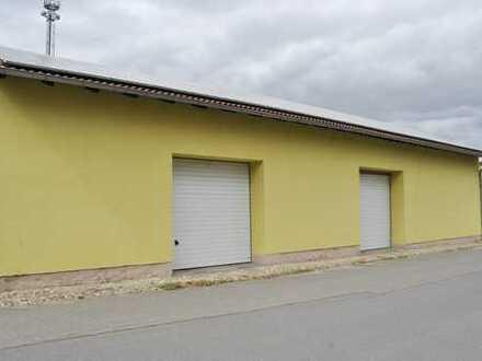 ***Lagerhalle in Schafstädt zu verkaufen***