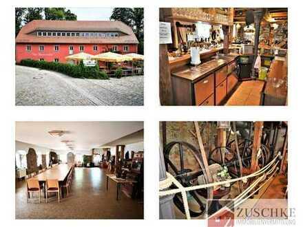 Nachfolger für Gaststätte mit rustikalem, historisch gemütlichem Ambiente in Obergurig gesucht