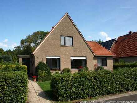bezugsfreies Haus in Blexen - Erbbaurecht !