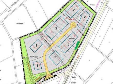 Bauplatz Nr. 129/2 im Gewerbegebiet Neukirchen Nord