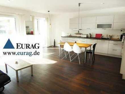 N-Gibitzenhof: Super schöne 2-Zi-Whg (2.OG m. L.) mit EBK und Balkon