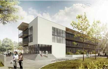 Erstbezug: Helle 3-Zimmer-Wohnung mit Terrasse und moderner EBK in attraktivem Atriumhaus