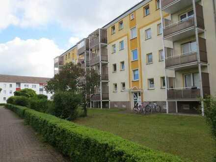 2 Raumwohnung in der Oststadt von Parchim zu vermieten