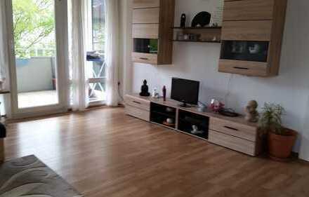 3 Zimmerwohnung 2.OG, Küche, Bad, Toilette, Balkon