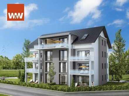 ERSTBEZUG: Sonnige 4-Zimmerwohnung in Freudenstadt Kohlstätter Hardt mit TG-Platz